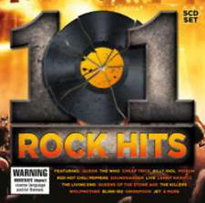 101 Rock Hits by Various Artists