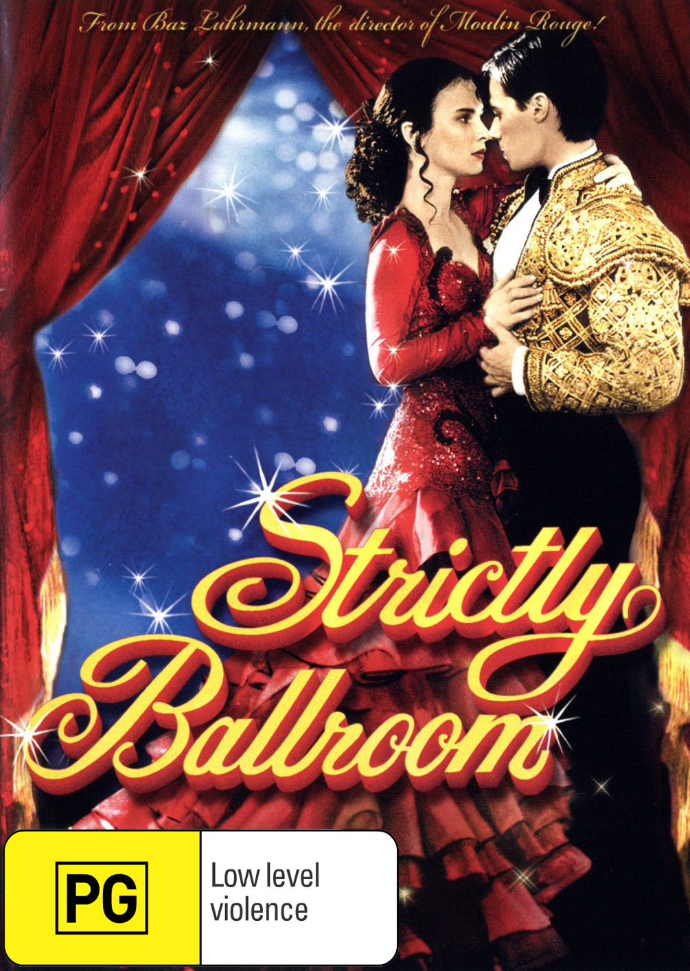 Strictly Ballroom (New Packaging) on DVD image