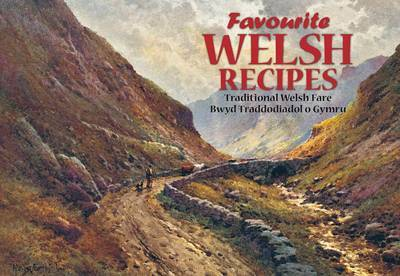 Favourite Welsh Recipes by Sheila Howells image
