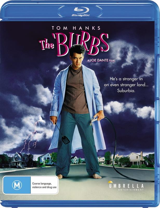 The Burbs on Blu-ray