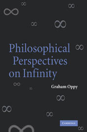 Philosophical Perspectives on Infinity by Graham Oppy image