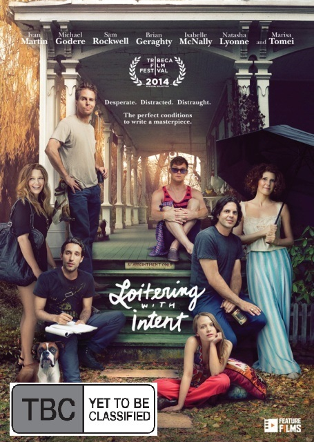 Loitering With Intent on DVD