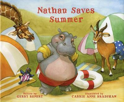 Nathan Saves Summer by Gerry Renert image