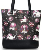 Loungefly Disney NBC Characters Tattoo Tote