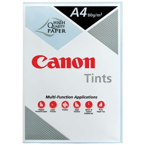 Canon Paper Tints Blue A4 80gsm (500 Sheets)