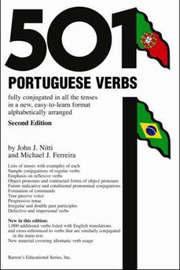 501 Portuguese Verbs by J.N. Nitti image