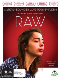 Raw on Blu-ray