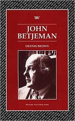 John Betjeman by Dennis Brown image