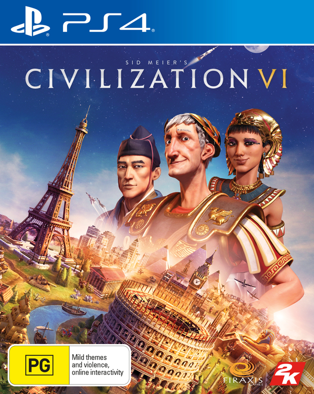 Sid Meier's Civilization VI for PS4