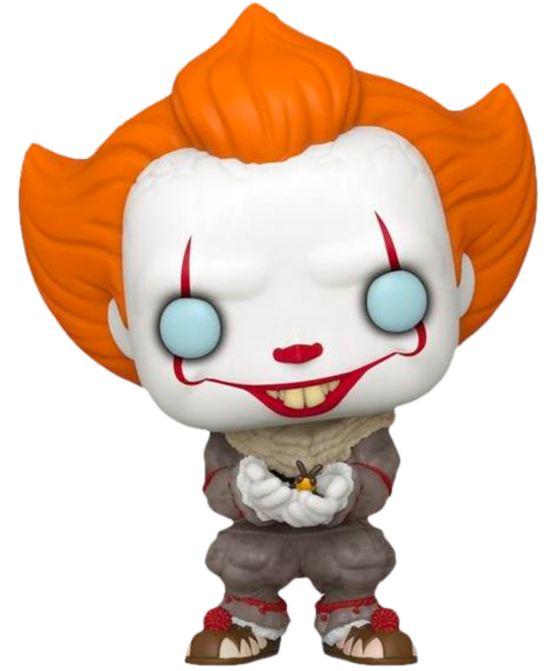 IT: Chapter 2 - Pennywise (with Glow Bug) Pop! Vinyl Figure