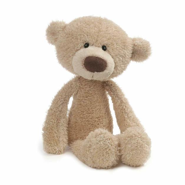 Gund: Toothpick Beige Bear Plush (56cm)