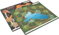 Root: Mountain / Lake - Double-Sided Playmat