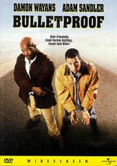 Bulletproof on DVD