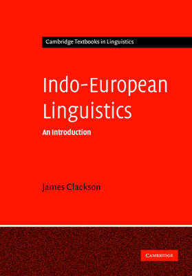 Indo-European Linguistics: An Introduction by Torsten Meissner image
