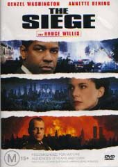 The Siege on DVD