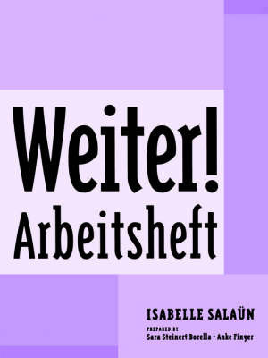 Intermediate German: Workbook by Isabelle Salaun