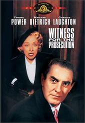 Witness For The Prosecution on DVD