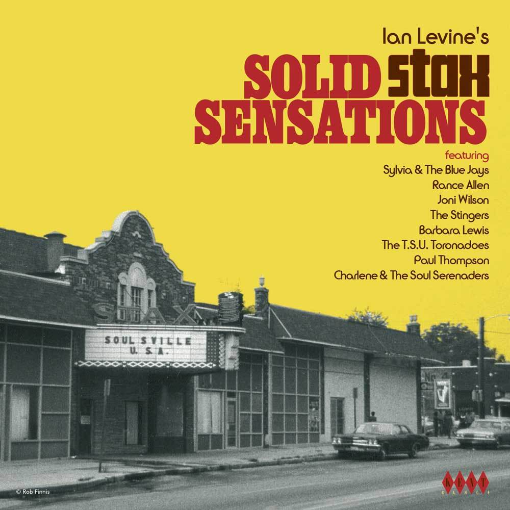 Ian Levine's Solid Stax Sensations by Various image