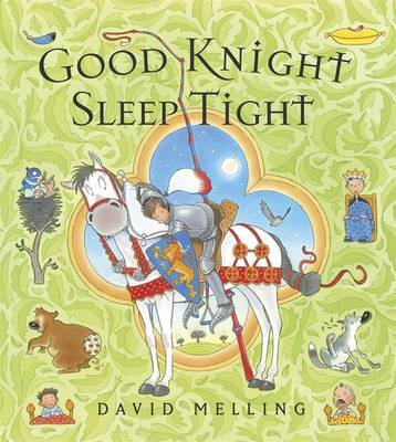 Good Knight Sleep Tight by David Melling image