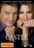 Castle - The Complete Eighth and Final Season DVD