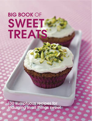 Big Book of Sweet Treats by Pippa Cuthbert image