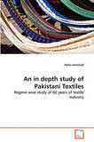 An in Depth Study of Pakistani Textiles by Hafsa Jamshaid