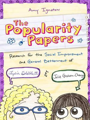 Popularity Papers #1 by Amy Ignatow