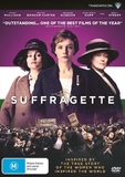 Suffragette DVD