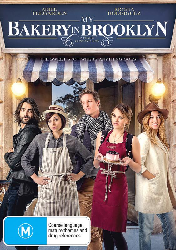 My Bakery In Brooklyn on DVD