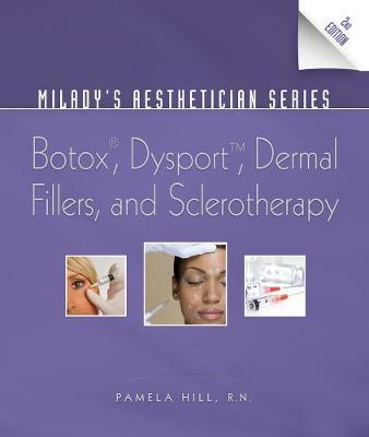Milady's Aesthetician Series by Pamela Hill image