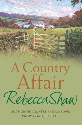 A Country Affair by Rebecca Shaw image