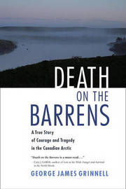 Death On The Barrens by George Bird Grinnell image