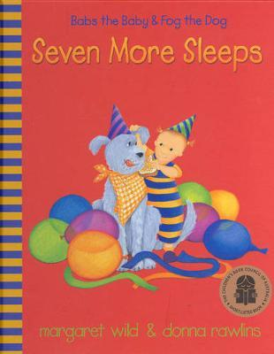 Seven More Sleeps by Margaret Wild image