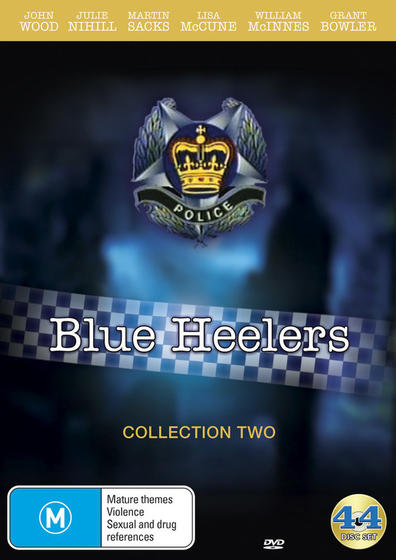 Blue Heelers - Collection 2 on DVD