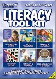 Eureka Literacy Toolkit for PC Games image