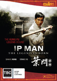 Ip Man: The Legend Is Born DVD