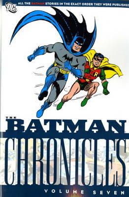 Batman: v. 7 by Bill Finger
