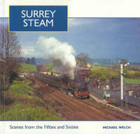 Surrey Steam by Michael Welch image