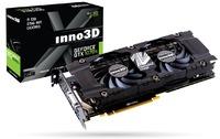 INNO3D GeForce GTX 1070 TI X2 8GB Graphics Card