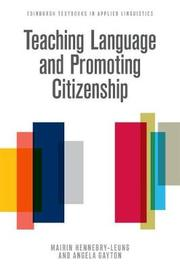Teaching Language and Promoting Citizenship by Angela Gayton