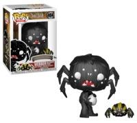 Don't Starve - Webber with Spider Pop! Vinyl Figure image
