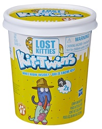 Lost Kitties: Kit-Twins Mini-Figure - (Blind Box)