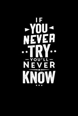 If You Never Try You'll Never Know by Noted Expressions