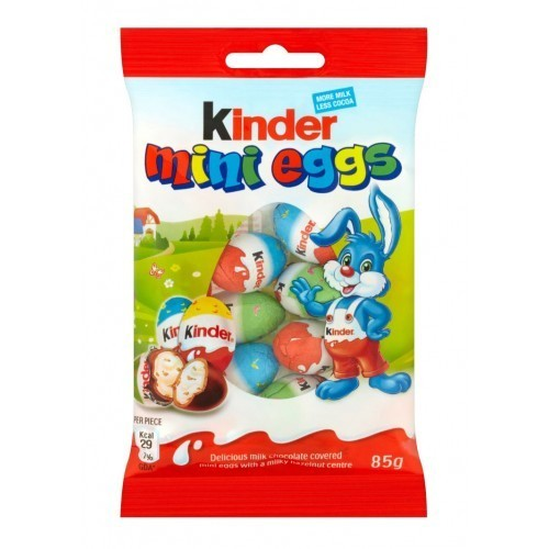 Kinder Mini Eggs - (75g) 22pk