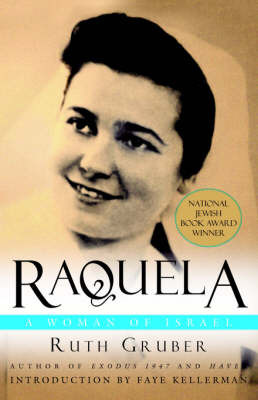 Raquela, a Woman of Israel by Ruth Gruber image