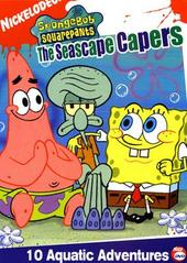 Spongebob Square Pants: Seascape Capers on DVD