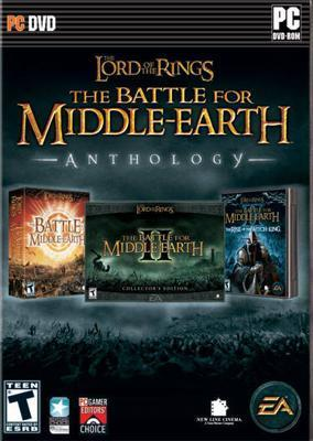 Lord of the Rings: Battle for Middle-Earth Anthology for PC Games