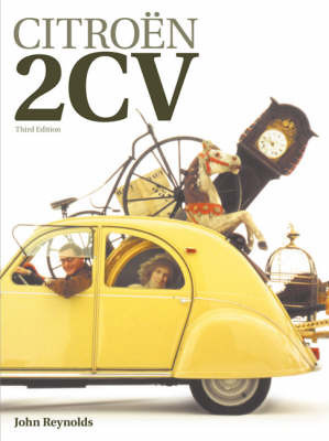 Citroen 2CV by John Reynolds