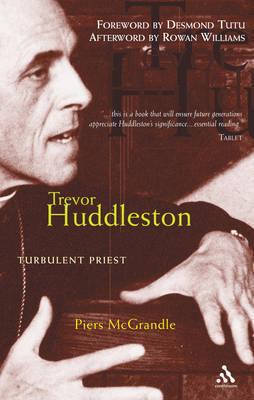 Trevor Huddleston by Piers McGrandle