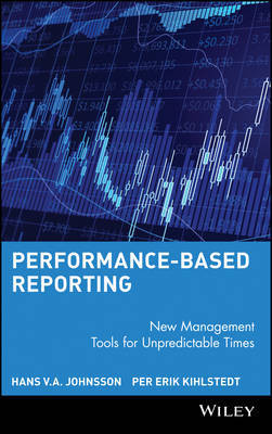 Performance-Based Reporting by Hans V Johnsson image